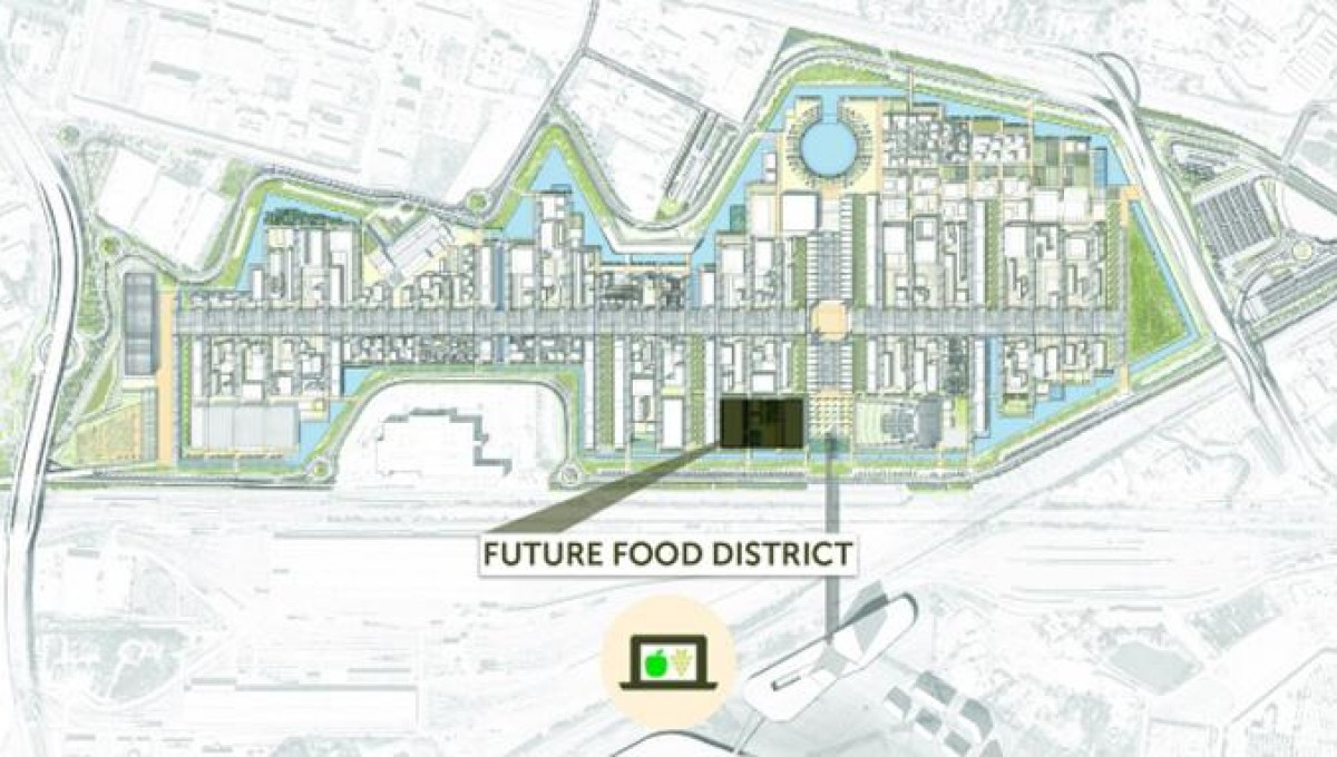 Future Food District - EXPO 2015