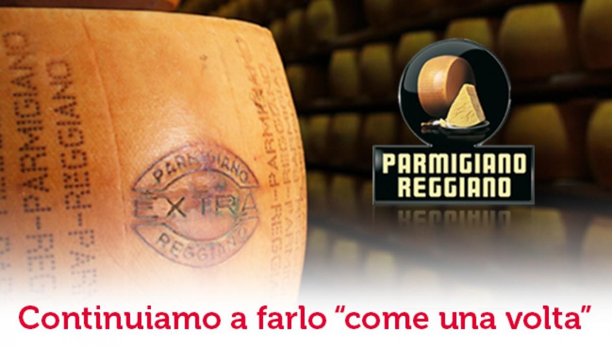 Contribuiamo al grande successo del Parmigiano Reggiano!