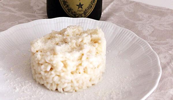 ricetta risotto parmigiano reggiano