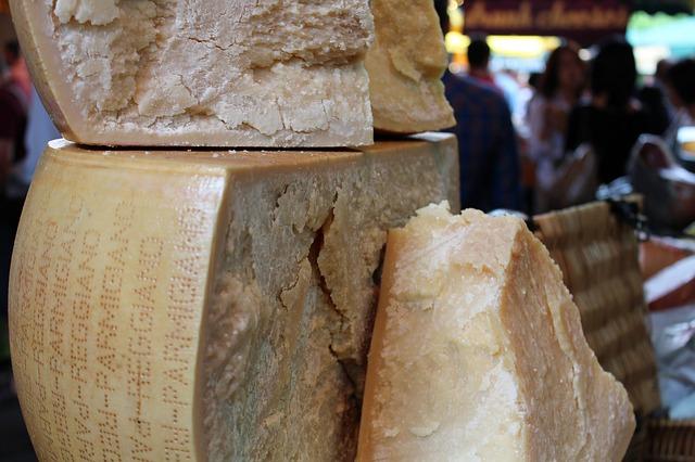Quanto piace agli stranieri il Parmigiano Reggiano?