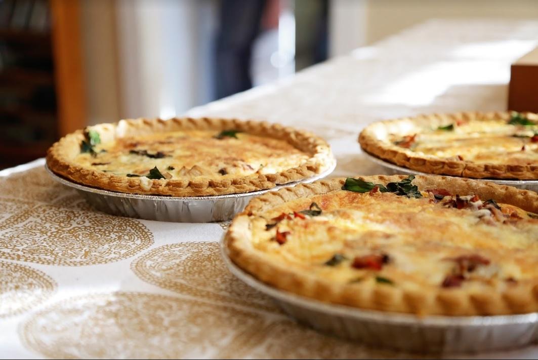 Le migliori torte salate con il Parmigiano Reggiano