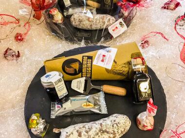 Idee regalo gastronomiche Caseificio La Madonnina