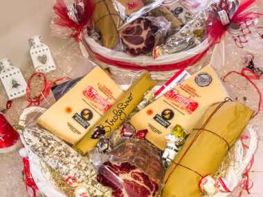 Idee regalo gastronomiche Caseificio La Madonnina