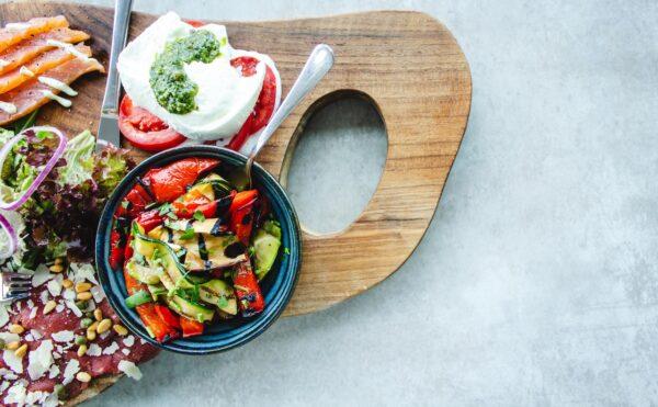 Ricette estive 2019 con il Parmigiano Reggiano