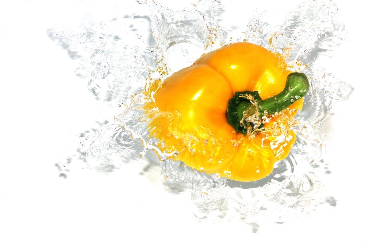 Ricetta con peperoni ripieni al Parmigiano Reggiano