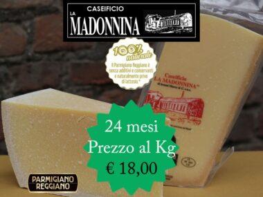 Parmigiano Reggiano stagionato 24 mesi