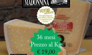 Parmigiano Reggiano stagionato 36 mesi