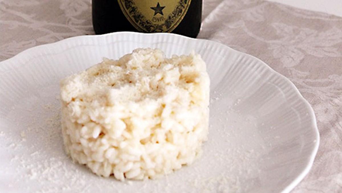 Primo piatto: risotto